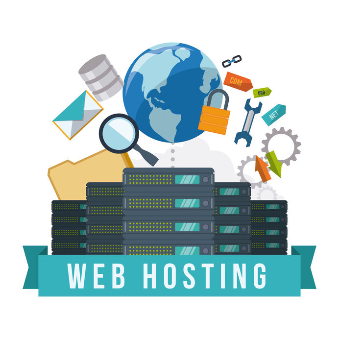 Web hosting serice